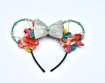 Disney's Moana Princess Minnie Ears