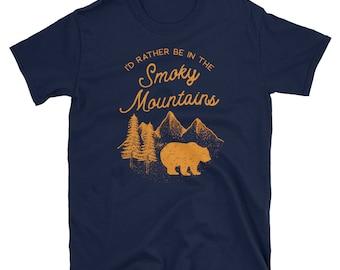 Great Smoky Mountains National Park Shirt - Great Smoky Mountain - Smoky Mountain - Smokey Mountains - Great Smoky - Smoky Mountains Park