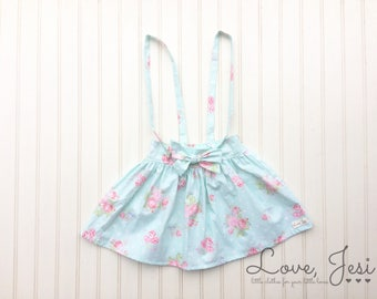 Toddler Girls Skirt, Baby Girl Easter, Baby Easter Dresses, Little Girls Dresses, Little Girls Skirt, Baby Girls Suspender Skirts, Baby Girl