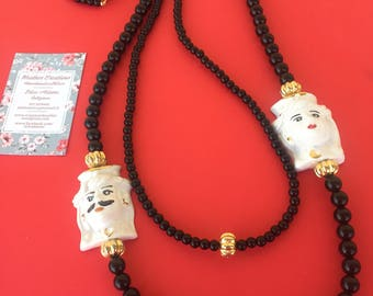 Multithreaded Necklace with Mori