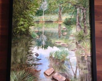 Dorwin Falls Park.