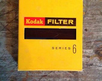 Vintage New in Package Kodak Filter Series 6 82A