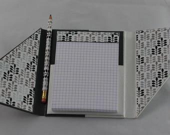 Door notebook Notepad (diagonal opening)