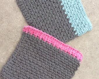 Handmade Crochet Kitchen Dishcloth