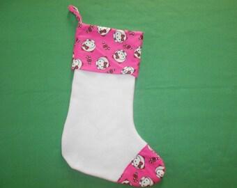 Hello Kitty Stocking