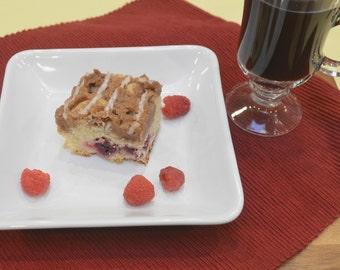 Raspberry Crumb Cake, NY Crumb, Crumb Cake, Gourmet Cake, Coffee Cake, NY Crumb Cake, Luxury Cake, Homemade Cakes, Raspberry, Vanilla Cake