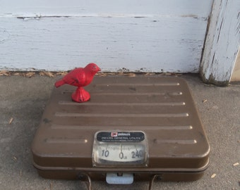 Vintage Pelouze 250 pound Utility Scale