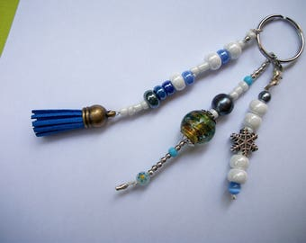 Keychain or bag charm