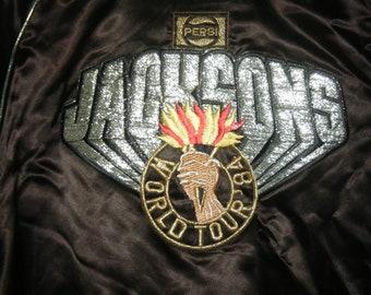 Michael Jackson Tour jacket / Large