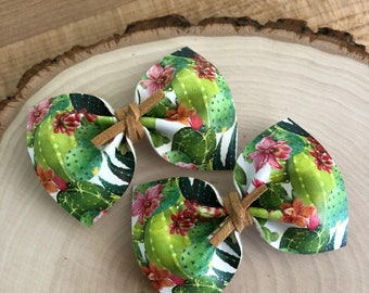Watercolor Desert Pigtail Set