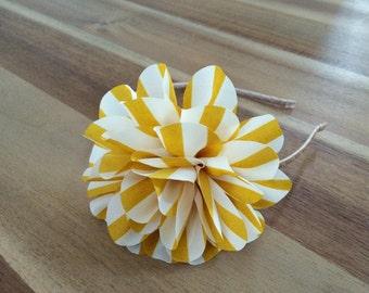 Rays of Sunshine Floral Headband