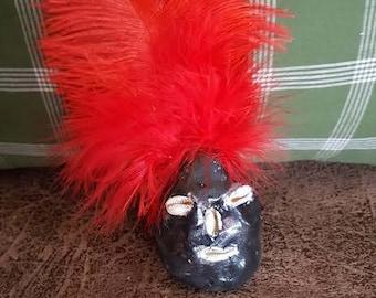 Papa Legba, Exu, Voodoo Doll, Poppet, Handmade, One of a Kind, Voodoo, Hoodoo, Conjure, Doll, Pagan,