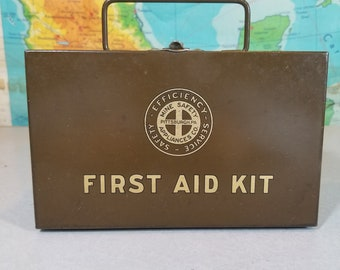 MSA first aid kit