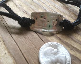 Pure silver Big Dipper contellation bracelet