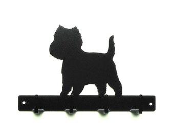 Westie Leash Rack