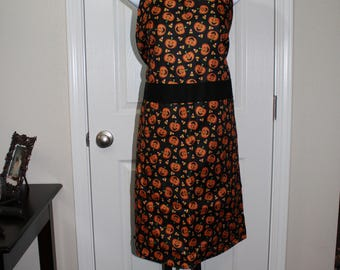 Adult Pumpkin Patch Apron