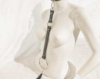 Designer submissive slave leash