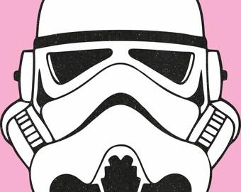 Storm Trooper Head