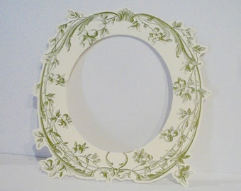 Anna Griffin Diecut Paper Photo Frame Scrapbook Paper Cardmaking Paper Supplies