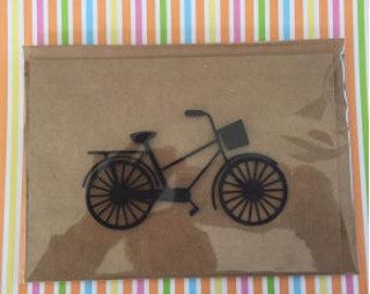 Individual Bike Card