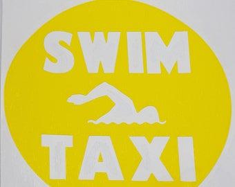 Swim Taxi
