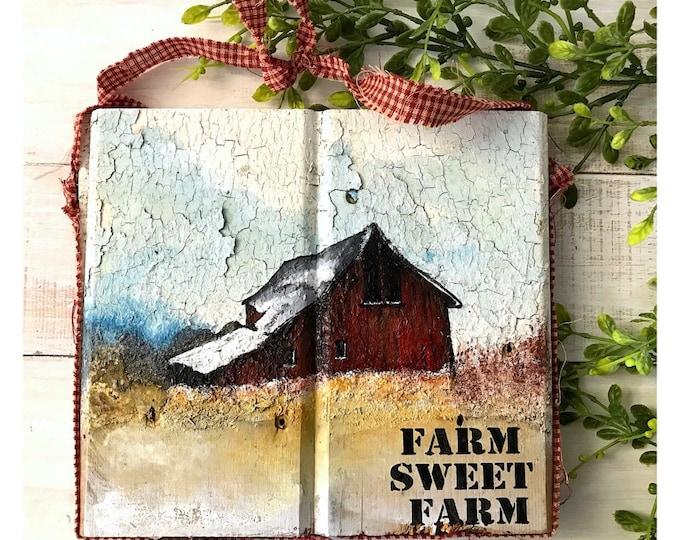 Reclaimed Barnwood - Farmhouse