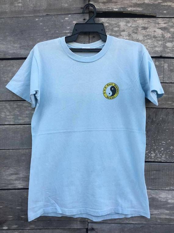 screen t 80s hawaii surf amp;c Vintage design nice shirt print wYIxd18f