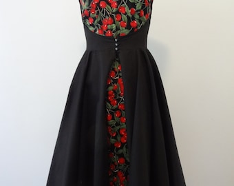 1952 Walkaway dress