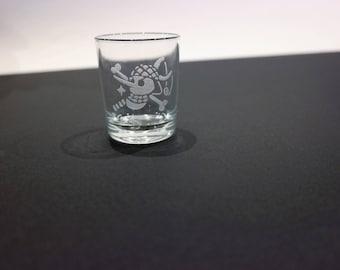 Glass shot One Piece - Usopp