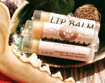 Moisturizing Lip Balm - All Natural