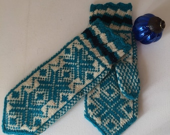 Hand made mittens