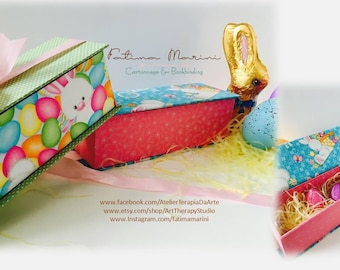 Easter Box, Easter, Easter gift, Easter Party, Easter Decor, Kids Box, Chocolates