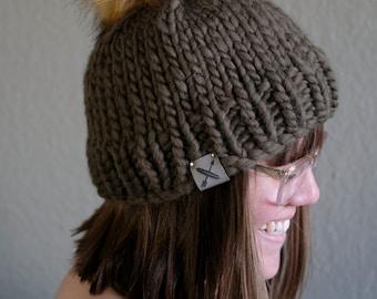 Alpine Pom Hat