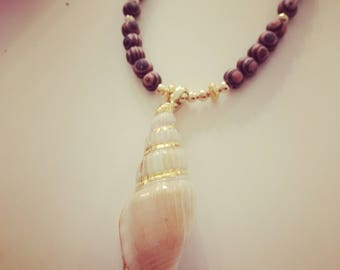 Seashell necklace Mommy&MeCo