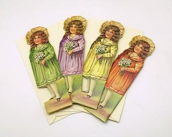 Vintage Gift Cards Victorian