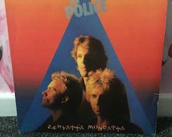 The Police 'Zenyatta Mondatta'