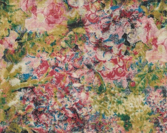 Eclectic Elements - Per Yard - Tim Holtz for Coats - Awesome!! - Floral Splash of Color