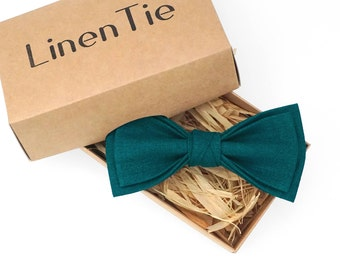 Teal bow tie, wedding bow tie, teal blue bow tie, groomsmen bow tie, pocket square, boys bow ties, unique gift for men, stocking stuffer