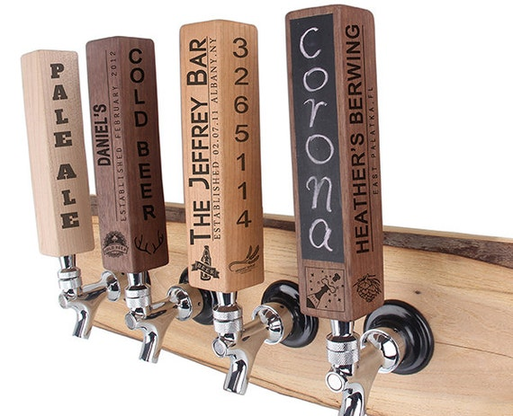 Personalized Tap Handle Beer Tap Handle Personalized Beer