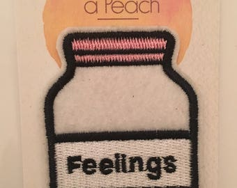 Feelings Jar Patch