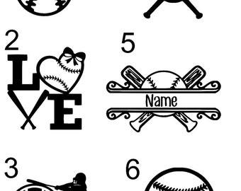 Baseball/Softball Decal