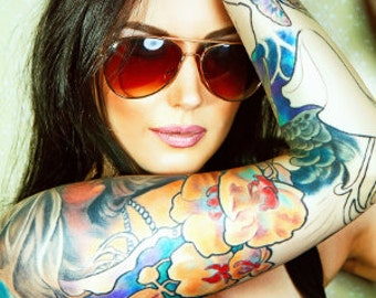 Tattoo BOMB™ Makes Tattoos Shine 2oz.
