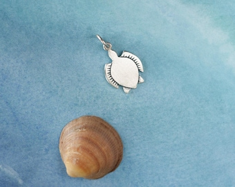 Turtle Necklace, Sea turtle, Sea turtle gifts, Turtle, Turtle jewelry, Gift for her, Ocean, Sea jewerly
