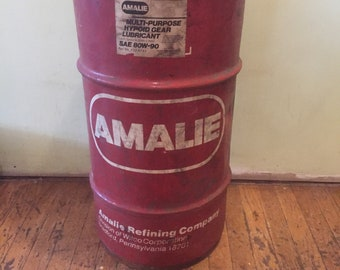 Vintage Amale Large Oil Can