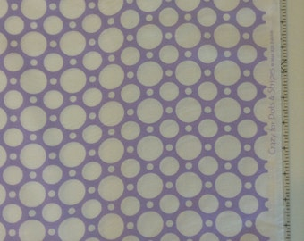 Crazy for  Dots & Stripes  2010 RJR Fabrics 8176