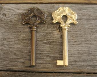 The Edward Skeleton Key