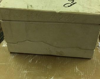 Vintage Sitting Kewpie Ceramic Mold (Fash-En #225)