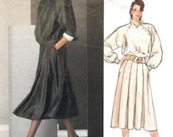 40% OFF 1980's Vogue Designer Pattern - ADRI - Vogue 1229 - Vintage Vogue American Designer Pattern - UNCUT, Factory-Folded - Bust 32-1/2