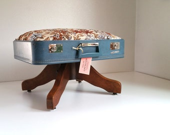 Upcycled Pet Bed - Pedestal Base - MCM