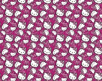 NEW Hello Kitty Head Toss Sanrio (Pre-Order/Ships 7/15/18)